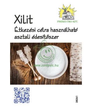 Xilit asztali édesítőszer, Piszkei öko (500g)