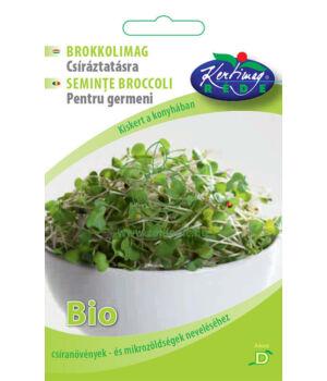 Brokkoli csíráztatásra bio, Réde
