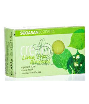 Sodasan szappan bio (hársfa)