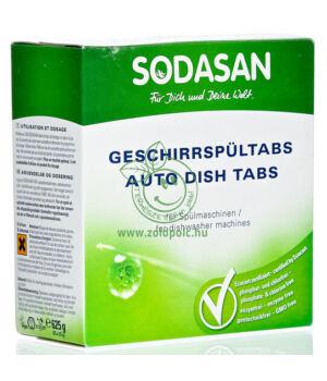 Sodasan mosogatógép tabletta öko (25db)