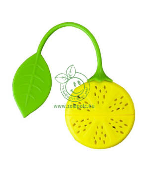 Teatojás szilikon (citrom)