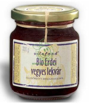 Erdei vegyes lekvár bio, Vitafood