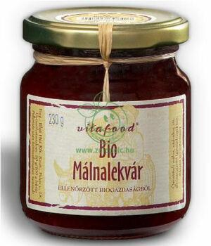 Málnalekvár bio, Vitafood
