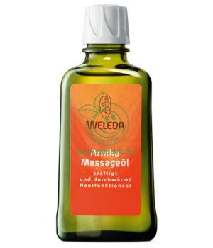 Árnika masszázs olaj, Weleda (200ml)