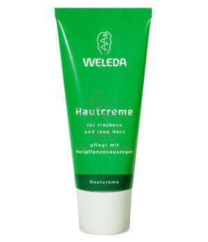 Bőrtápláló krém, Weleda