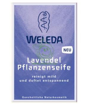 Szappan, Weleda (levendula)