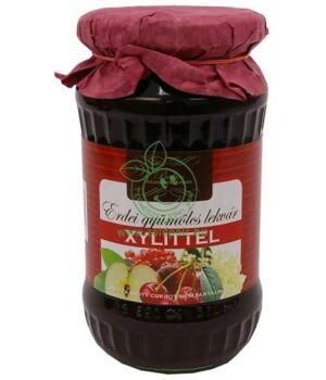 Xilites lekvár (erdei gyümölcs)