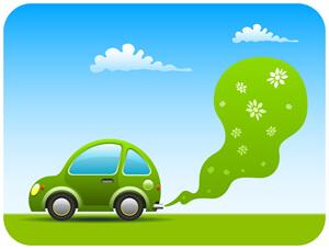 Közlekedés autó környezetvédelem