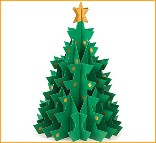 Öko karácsonyfa