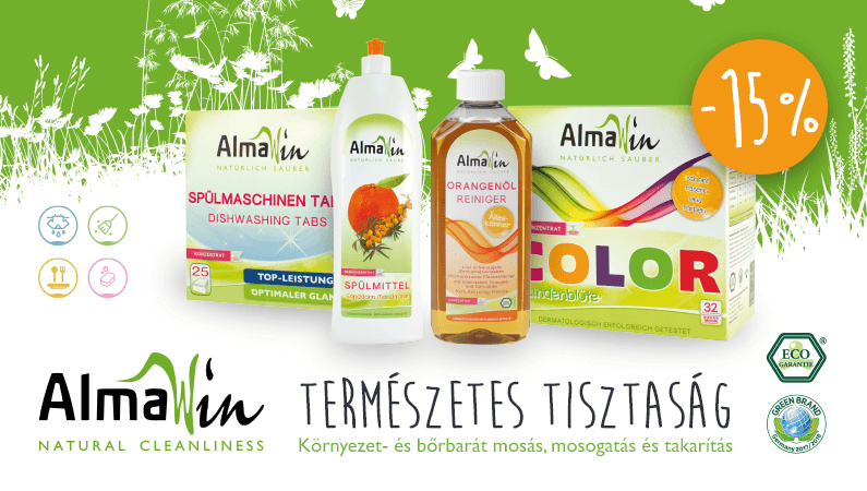 Almawin termékek-15%