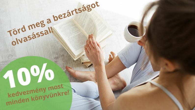 10% minden zöld könyvre
