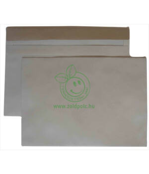 Boríték újrapapírból (A5, öntapadó, 100 db)