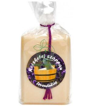 Kecsketej kézi szappan (levendula)