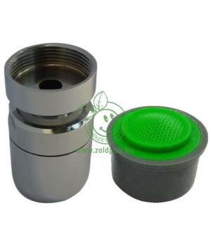 Víztakarékos gömbcsuklós perlátor (belső,2liter)