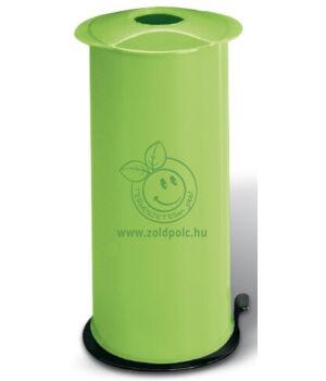 Pet palack tömörítő, kézi (zöld)