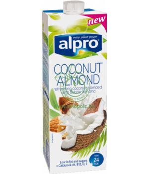 Alpro kókusz-mandulaital 1000 ml