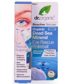 Dr. Organic szemkörnyék ápoló golyós (holt tengeri)