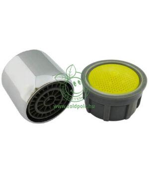 Víztakarékos perlátor fémgyűrűvel (belső,4liter)