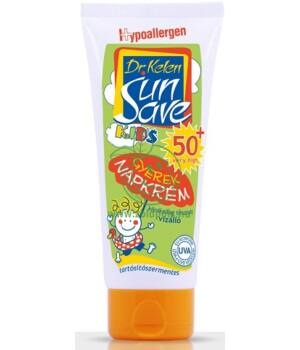 Dr. Kelen Sunsave F50+ gyerek napkrém