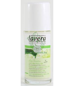 Lavera Body Spa golyós dezodor (lime)