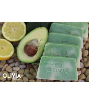 Pálmaolaj mentes szappan, Olivia (avokádó)