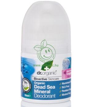 Dr. Organic dezodor (holt tengeri)