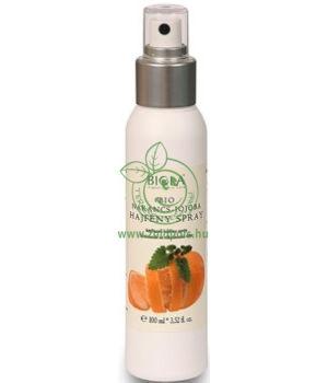 Biola narancs-jojoba hajfény spray bio