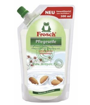 Frosch folyékony szappan utántöltő (mandulatej)