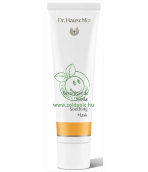 Dr. Hauschka bőrnyugtató maszk (30ml)