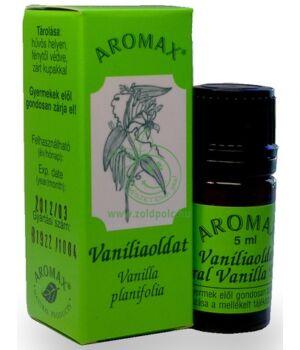 Aromax illóolaj (vanília)