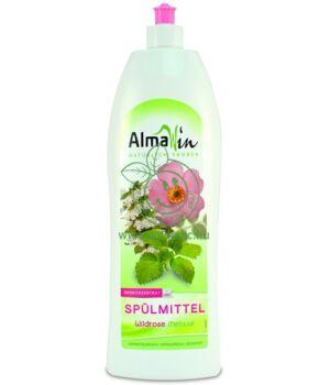 AlmaWin mosogatószer koncentrátum (vadrózsa-citromfű,1l)