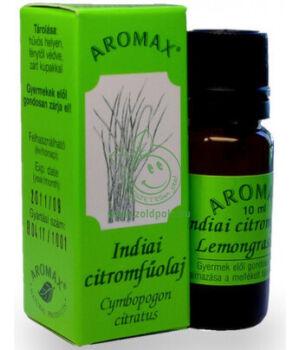 Aromax illóolaj (indiai citromfű)
