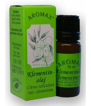 Aromax illóolaj (klementin)