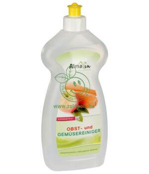 AlmaWin Öko gyümölcs- és zöldség tisztító koncentrátum