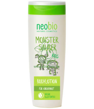 Neobio Kids testápoló 250ml