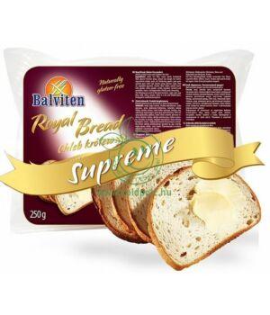 Barna kenyér gluténmentes, Balviten royal