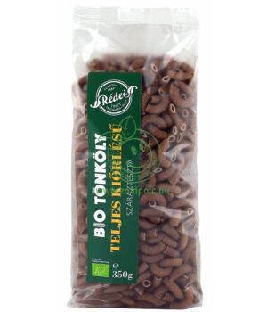Bio tészta, teljes kiőrlésű Rédei (szarvacska)