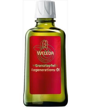 Bőrápoló olaj, Weleda (gránátalma,100ml)