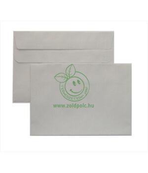 Boríték újrapapírból (A6, öntapadó, 10 db)