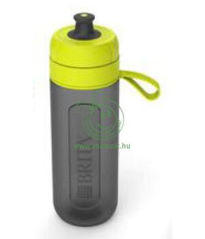 Vízszűrős palack, Brita Fill&Go Active (lime)