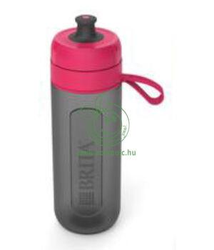 Vízszűrős palack, Brita Fill&Go Active (pink)