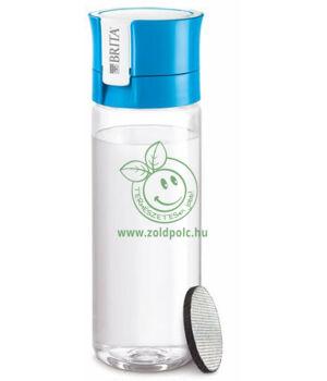 Vízszűrős palack, Brita Fill&Go Vital (kék)