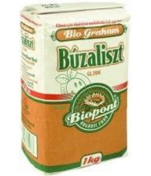 Búzaliszt bio, Biopont (graham)