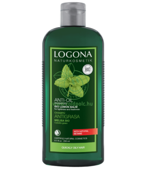 Logona sampon (citromfű,250ml)