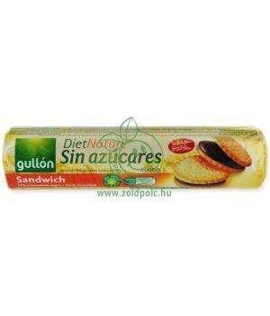 Diabetikus étcsokis szendvicskeksz, Gullon