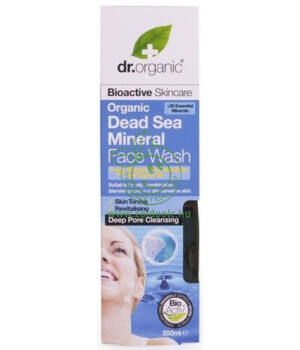 Dr. Organic arclemosó (holt tengeri)
