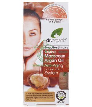 Dr. Organic öregedésgátló komplexum (argán olaj)