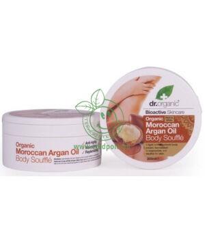 Dr. Organic testápoló szuflé (argán olaj)