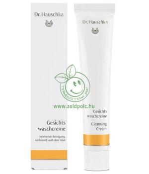 Dr. Hauschka mélytisztító arckrém (50ml)