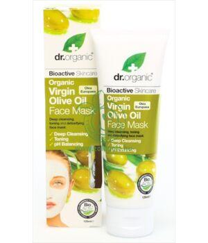 Dr. Organic arcpakolás (olíva)
